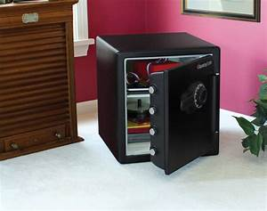 ten best fire proof safes in 2018 top ten select With best documents safe