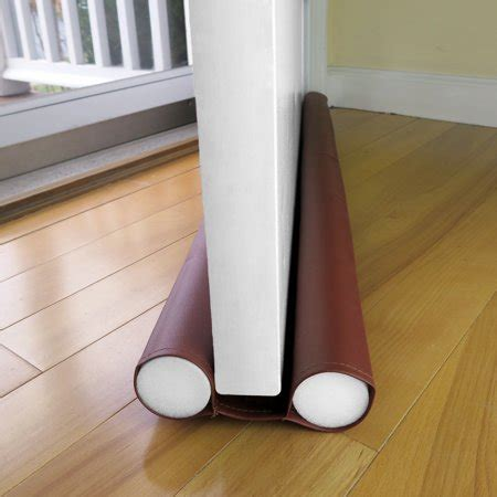 draft door stopper evelots 36 quot jumbo door draft stopper energy saving