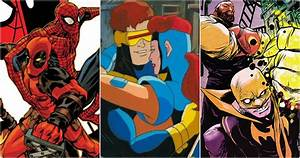 Marvel, The, 10, Most, Powerful, Superhero, Duos