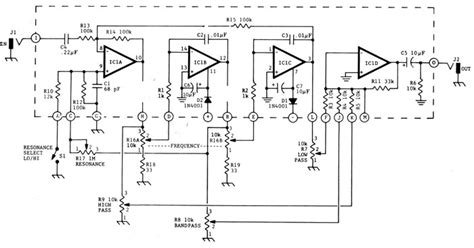 Amp Treble Bass Electrical Engineering Stack