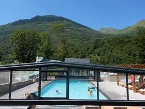 camping piscine dans les hautes pyrenees a luz saint sauveur With camping en france avec piscine couverte 12 camping luz saint sauveur hautes pyrenees camping