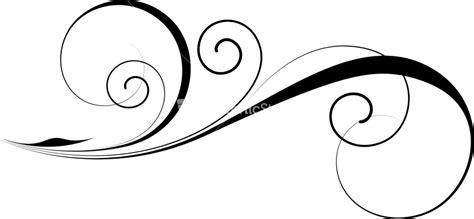 Decorative Swirls - decorative swirl vector