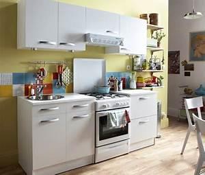 Tout savoir sur l'aménagement d'une petite cuisine Leroy Merlin