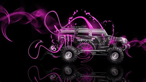 monster energy hummer  fantasy plastic car  el tony