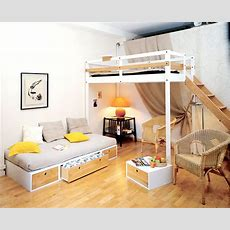 Bedroom Furniture Design For Small Spaces