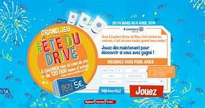 Jeu De Course En Ligne : jeu concours leclerc drive ~ Medecine-chirurgie-esthetiques.com Avis de Voitures