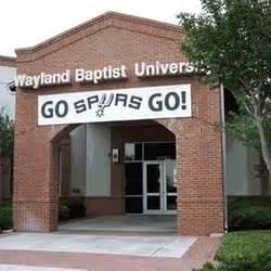 wayland baptist university 學院及大學 11550 n interstate 35