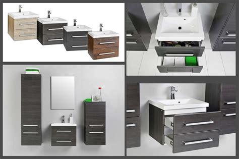 Badezimmermöbel Badmöbel Set Waschtisch Hochschrak Antik