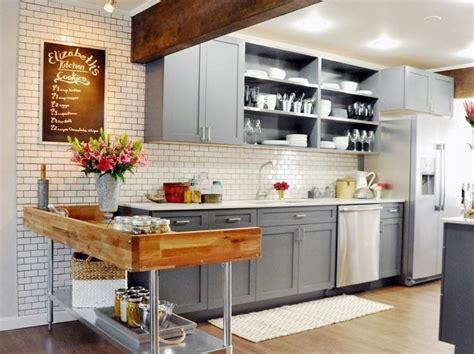 armoires de cuisine qu饕ec les 25 meilleures idées de la catégorie carreaux de métro gris sur dalle de grise