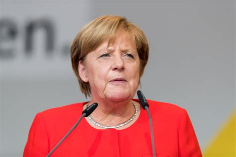 В мировой истории было немало «железных» людей. The End is Near for Angela Merkel - MIR