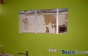 Equerre Murale Pour Charge Lourde : meuble de cuisine suspendre sur parois metal stud ~ Premium-room.com Idées de Décoration