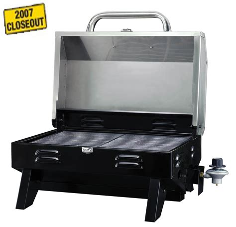 top gas grills bbq pro bqgl 518 s table top gas grill sears outlet