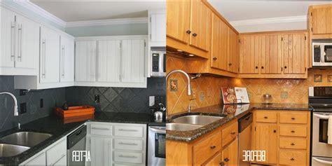 repeindre sa cuisine en noir repeindre une vieille cuisine refaire une vieille