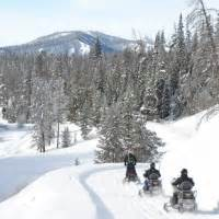 togwotee snowmobile adventures jackson wy central