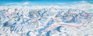Ski en snowboard Fribourg Region - piste kaarten, vervoer