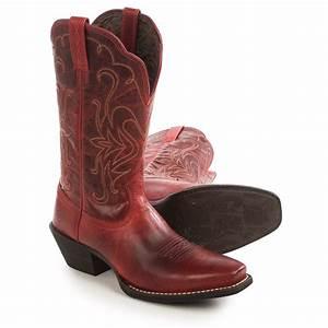 "Ariat Legend 11"" Cowboy Boots (For Women) - Save 60%"