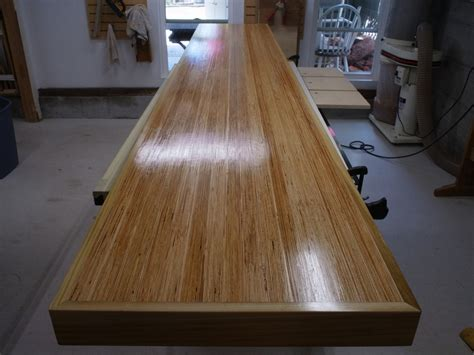 pre fabricated workbench top  lucaswoods
