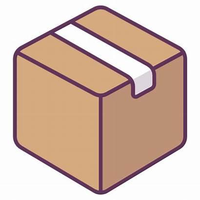 Package Delivery Clipart Transparent Mail Parcel Caja