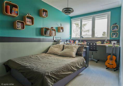 id chambre ado design beautiful peinture bleu chambre ado images amazing house