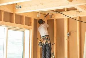 Epaisseur Mur Ossature Bois : pose de mur chauffant pour maison ossature bois mob ~ Melissatoandfro.com Idées de Décoration