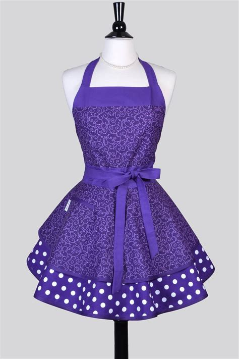 Kitchen Aprons by 18 Best Aprons Ruffled Retro Images On