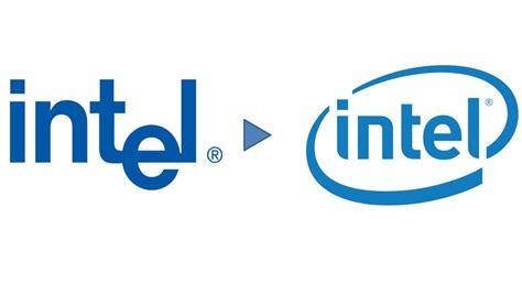 Tech Company Logos Reinvented  Intel Newsroom