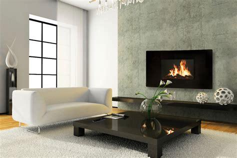 foto chimenea electrica celsi modelo curvo de fireside