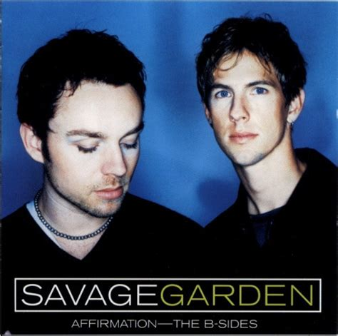 savage garden affirmation savage garden affirmation the b sides cd at discogs