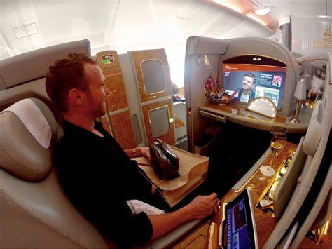 emirates   class review dubai dxb  los angeles lax