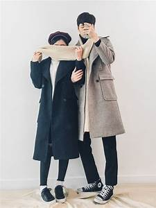 Korean Fashion Couple Looku2665 Great outfit ideas/looks for couples to wear ufeff ... | Pinterest ...