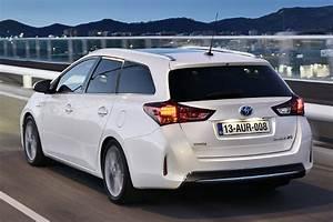 Toyota Auris Break Hybride : hibrid praktikum aut motor ~ Medecine-chirurgie-esthetiques.com Avis de Voitures