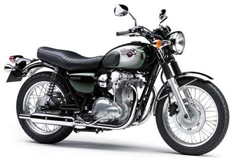 Kawasaki W800 Retro Motorcycle