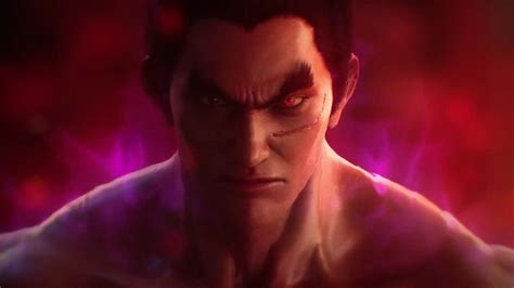 tekken  fantastic opening cinematic    blood