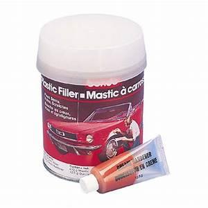 Mastic Pour Carrosserie : bondo mastic pour carrosserie rona ~ Melissatoandfro.com Idées de Décoration