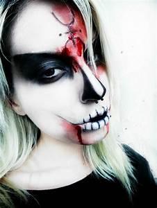 Zombie Schminken Bilder : originelle halloween kost me und schminktipps f r frauen ~ Frokenaadalensverden.com Haus und Dekorationen