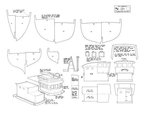 Mini Jet Boat Blueprints by Sport Fishing Boat Plans