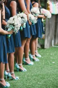Navy Blue and Mint Wedding Colors