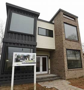 See inside finished shipping container home in southeast ...
