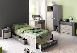Parisot Jugendzimmer Set Fabric 4 Tlg Kaufen OTTO