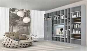 Moderne Wohnungseinrichtung Ideen : wohnungseinrichtung ideen mit modernem italienischen design ~ Markanthonyermac.com Haus und Dekorationen