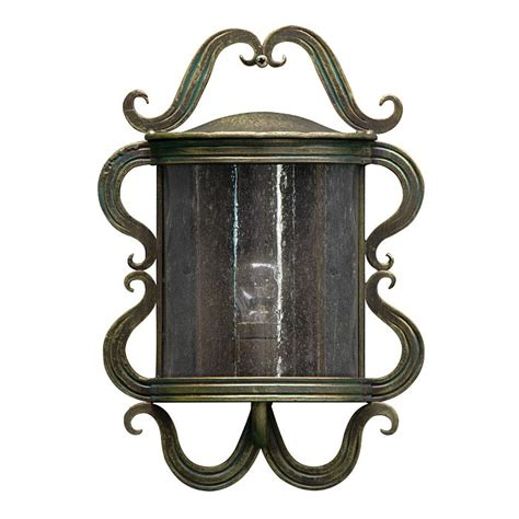tutela wrought iron outdoor wall light outdoor lighting