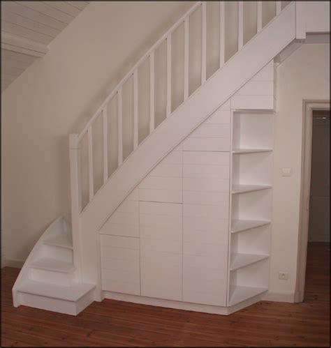 armoire rangement bureau mev sprl escaliers avec mobilier intégré