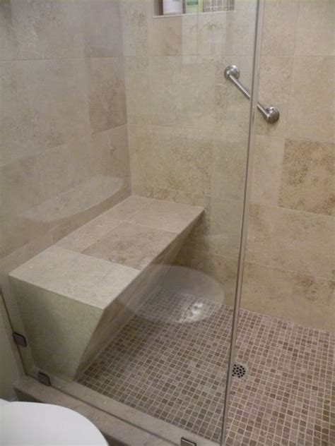 shower with seat 30 irreplaceable shower seats design ideas