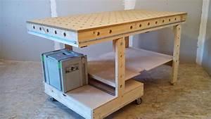 Fabriquer Un établi : et hop un tabli pliant fait maison kokumotsu ~ Melissatoandfro.com Idées de Décoration
