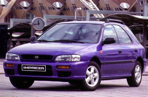 purple subaru wagon subaru impreza plus 2 0 gl awd 1997 parts specs