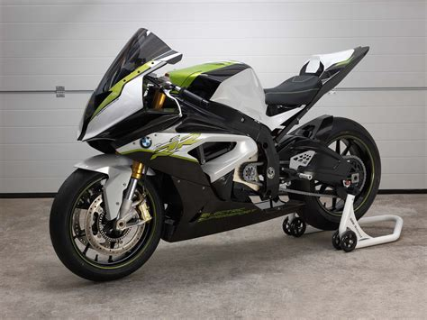 Bmw Unleashes Err Electric Motorcycle