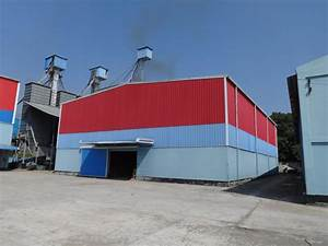 auto rice mill With best steel building company