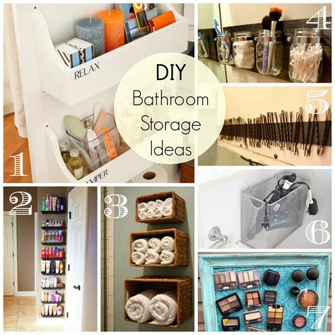 apartment bathroom storage ideas diy room organization and storage ideas back to