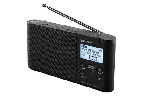 sony dab radio sony xdr s41d portable fm dab dab digital radio