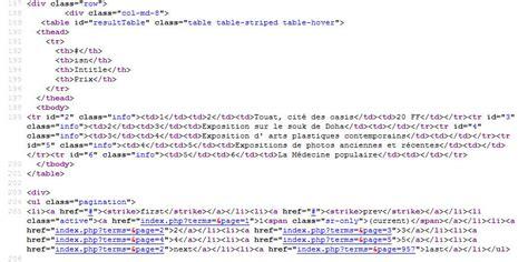 jquery ajax database sle calls to mysql extradrm